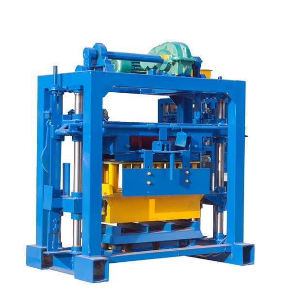 QTF40-2 concrete block machine