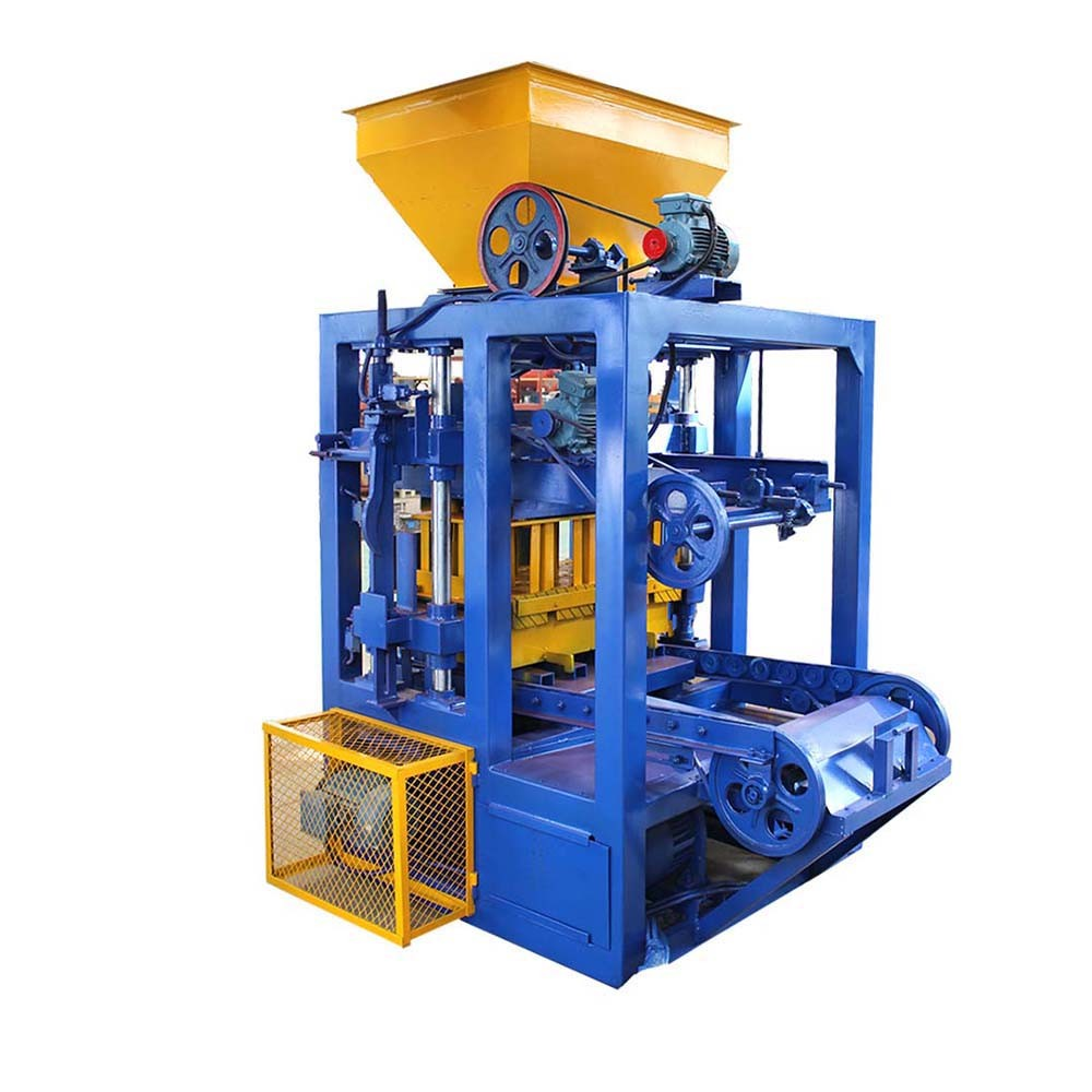 cement block making machine for sale