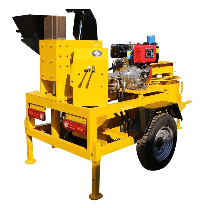 m7mi hydraform brick machine