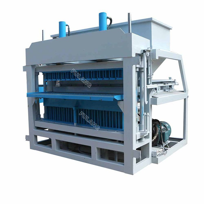stabilized soil block making machine