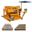 egg laying block moulding machine