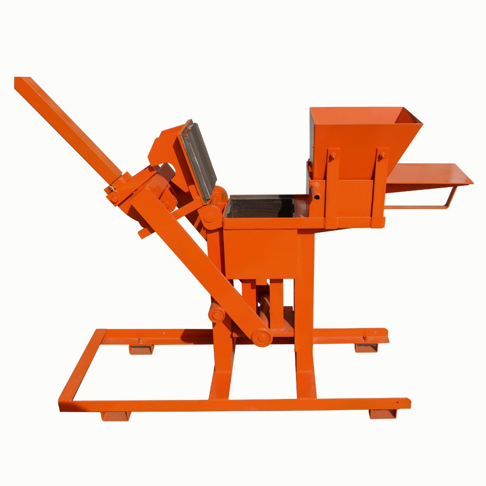FL1-40 interlocking brick machine