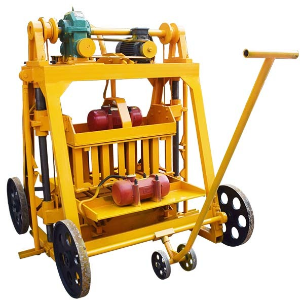 QTF40-3B concrete block machine